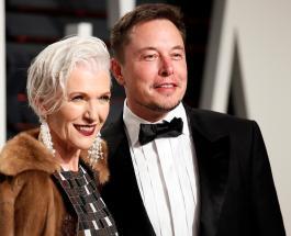 Главная поклонница Илона Маска — его мама: Мэй Маск гордится успехами сына