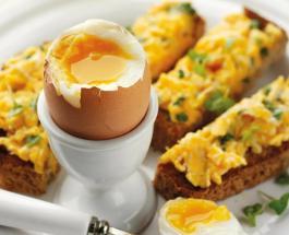 Яйца на завтрак – идеальный рацион: 6 причин разнообразить утреннюю трапезу