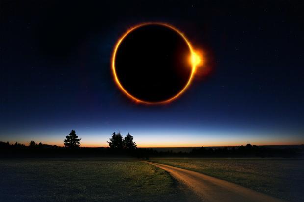 Кольцевое солнечное затмение в июне 2020: дата и особенности редкого явления - Техно - Космос на Joinfo.com