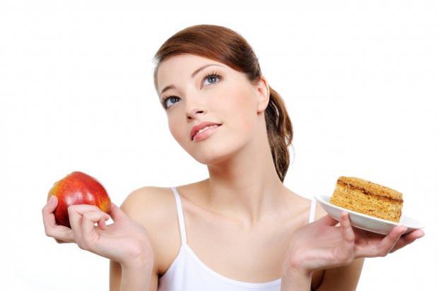 Если исключить сладкое похудеешь