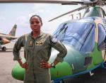 Нелепая случайность унесла жизнь первой нигерийской женщины-пилота