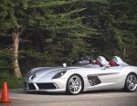 Без крыши и лобового стекла: на продажу выставлен уникальный Mercedes SLR McLaren Stirling Moss