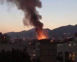 Сильный взрыв в Иране разрушил клинику: погибли не менее 19 человек