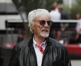 """Берни Экклстоун стал отцом: как назвал сына 89-летний экс-президент """"Формулы-1"""""""