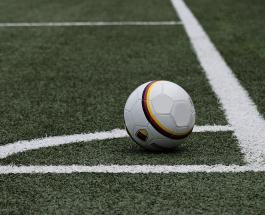 Футболиста поразила молния во время тренировки: видео с места событий