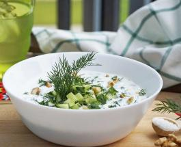 Холодник со щавелем на сметане: рецепт аппетитного летнего супа