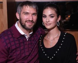Свадебные фото Александра Овечкина и Анастасии Шубской: модель показала нежные кадры