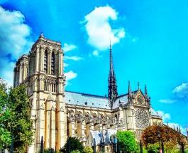 Президент Франции принял важное решение по восстановлению Собора Парижской Богоматери