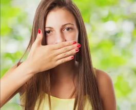 О какой опасной болезни может предупредить неприятный запах изо рта