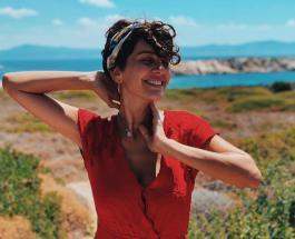Турецкая актриса Бергюзар Корель гордится телом спустя 4 месяца после родов