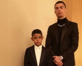 Сын Роналду нарушил закон: в чем обвиняют 10-летнего Криштиану