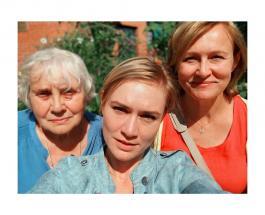 Мама Марии Машковой вышла замуж в 55 лет: актриса дала многим женщинам надежду на счастье