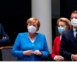 Евросоюз выделяет 750 миллиардов евро на помощь странам для восстановления после кризиса