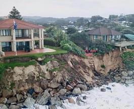 Элитный район Австралии может уйти под воду из-за береговой эрозии: фото роскошных домов