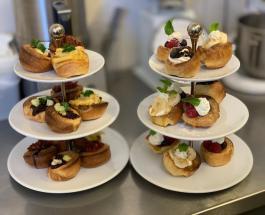 Чем кормят стариков в доме престарелых в Шотландии: фото аппетитных блюд