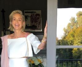 Новое фото Шэрон Стоун восхищает поклонников: актриса приняла участие в женском флешмобе