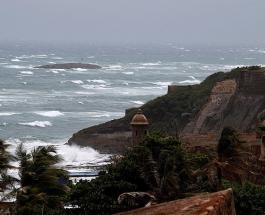 Тропический шторм Isaias обрушился на Пуэрто-Рико: скорость ветра достигает 80 км в час