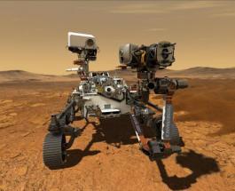 Дрон размером с собаку и самая мощная ракета отправятся на Марс: новый проект НАСА