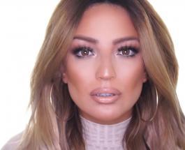Стать как Дженнифер Лопес за 7 минут: видео трансформации обычной женщины с помощью макияжа