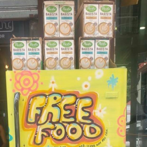 бесплатная еда