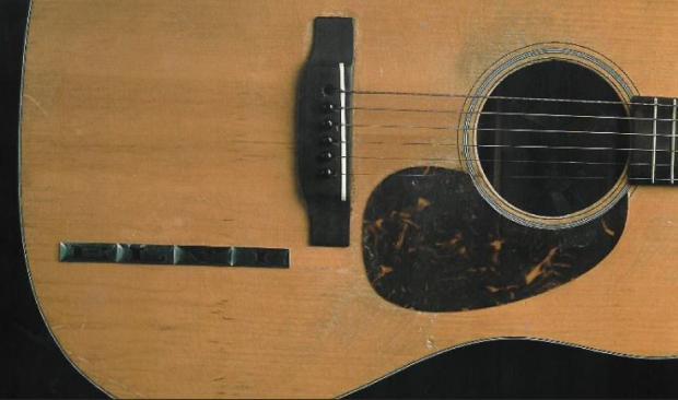 гитара элвиса