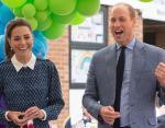 Стиль во время пандемии: Кейт Миддлтон и принц Уильям снова восхищают пользователей сети