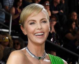 Шарлиз Терон обрила голову: странный поступок актрисы вызвал недоумение фанатов