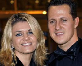 Михаэль Шумахер и Коринна Бетч обвенчались 25 лет назад: интересные факты о семье гонщика