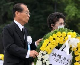 75 лет со дня трагедии в Хиросиме: японцы чтут память погибших от взрыва ядерной бомбы