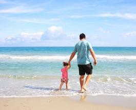 Отдых на пляже с младенцем: 9 способов спасти ребенка от изнуряющей жары
