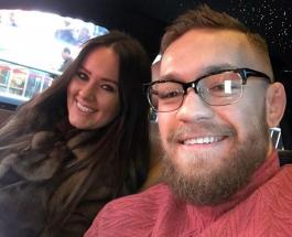 Конор Макгрегор помолвлен: спортсмен показал новое фото с невестой