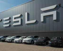 """Акции Tesla резко подорожали после объявления о дроблении по принципу """"5:1"""""""