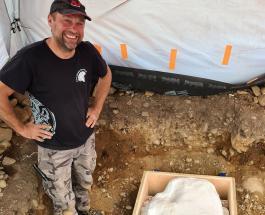 Артефакты возрастом три тысячи лет обнаружил археолог-любитель в Шотландии
