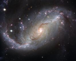 Двойник Млечного пути: ученые обнаружили молодую галактику которая похожа на нашу