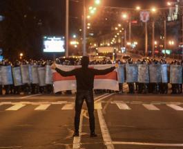 Протесты в Беларуси не оставили равнодушными звезд шоу-бизнеса и даже Илона Маска