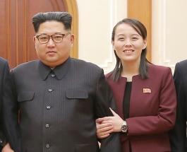 Сестра Ким Чен Ына усиливает свое влияние в Северной Корее – СМИ