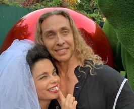 Розовая свадьба Наташи Королевой и Сергея Глушко: пара отмечает 17-летие совместной жизни