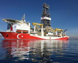 Турция обнаружила в Черном море крупное месторождение газа