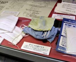 Первая в мире выставка посвященная коронавирусу открылась в Японии