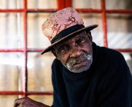 Самый старый житель ЮАР Фредди Блом умер на 117-м году жизни