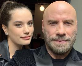 Джон Траволта почтил память жены: актер показал трогательное видео с дочерью