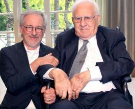 Умер отец Стивена Спилберга: известный инженер скончался на 104-м году жизни