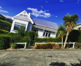 Самая крутая улица в мире: фото необычной части новозеландского города