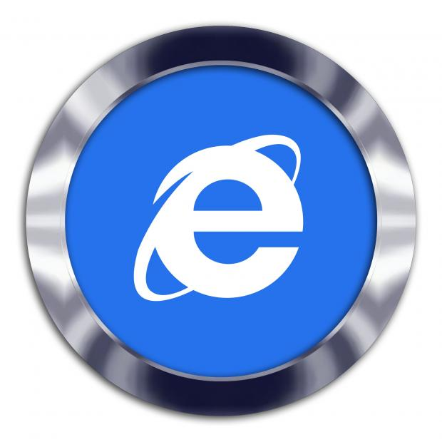 эмблема Internet expiorer