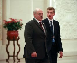 Коля Лукашенко уехал из Минска: сын президента Беларуси будет учиться в Москве – СМИ