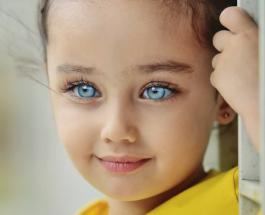Самые красивые глаза в мире: пленительный взгляд детей в потрясающих работах турецкого фотографа