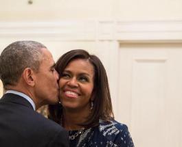 В жизни семьи Обама бывали сложные времена: Мишель рассказала как выбросила обручальное кольцо