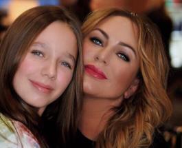 Вера Алдонина – грустная красавица: как выглядит 13-летняя дочь Юлии Началовой