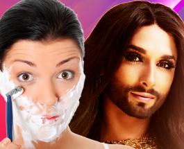 Как избавиться от нежелательных волос на лице:  5 простых средств домашнего приготовления