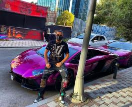 Мужчина продававший арбузы из багажника Lamborghini стал звездой Сети